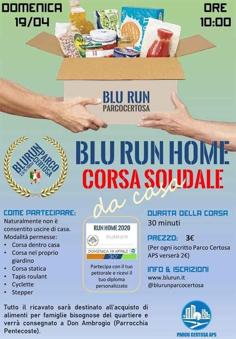 blu run
